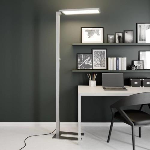 Arcchio Lexo LED-golvlampa till kontor med dimmer